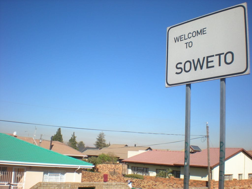 Sydafrika - Soweto, Johannesburg