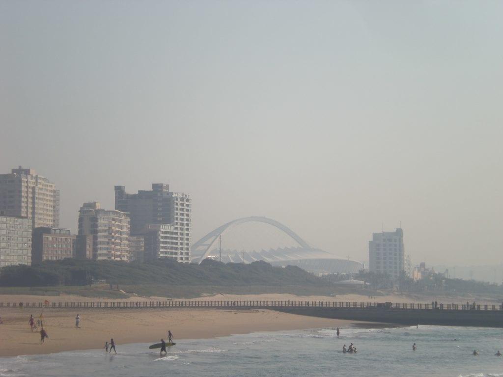 Sydafrika - Durban, strand