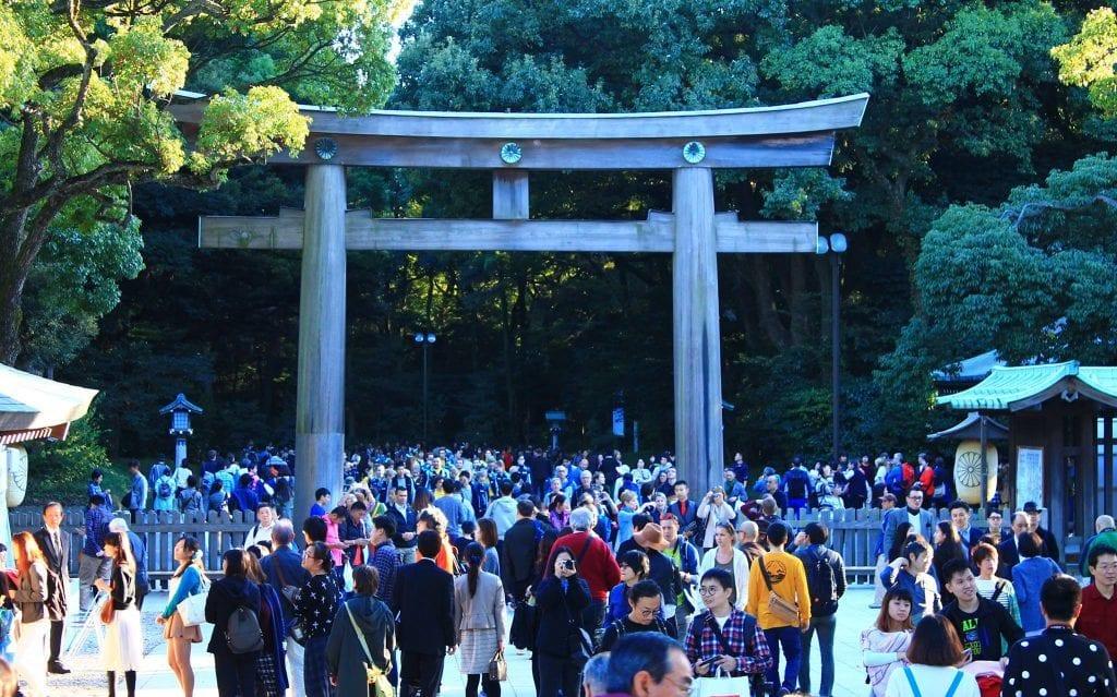 Japan - Tokyo, Shinto - rejser