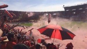 Sydamerika - fodbold, stemning - rejser