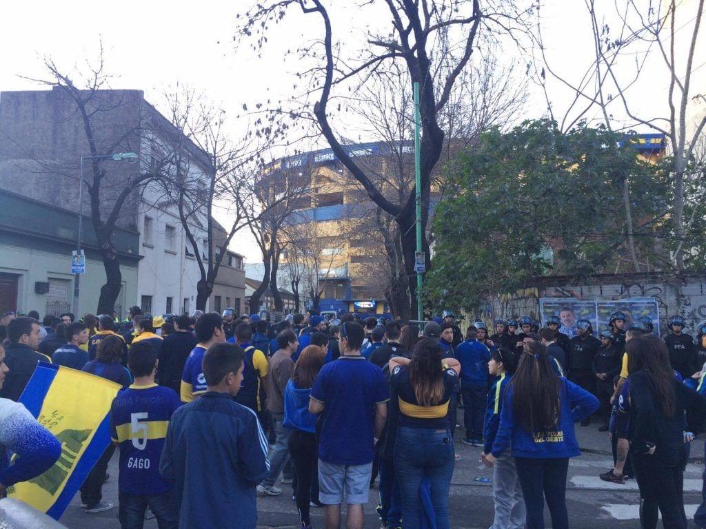 Argentina - Buenos Aires, Boca Juniors - rejser