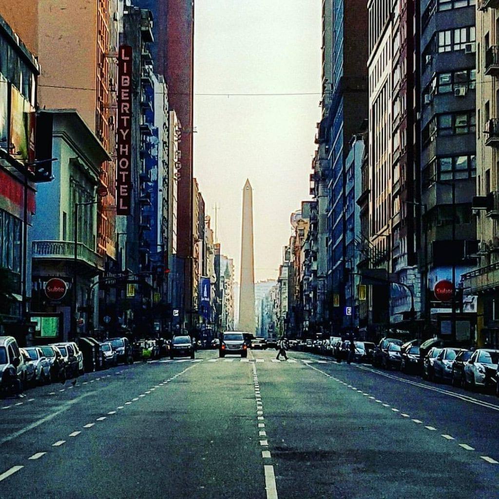 Microcentro buenos aires argentina