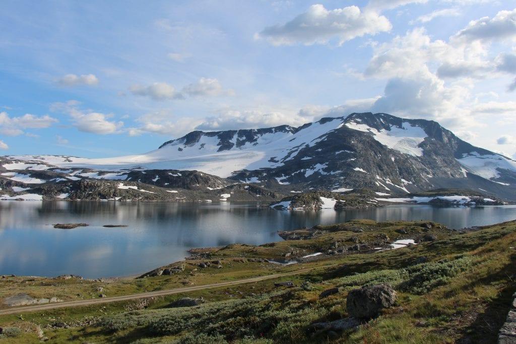 Norge Rute55 jotunheimen nationalpark - rejser -