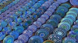Usbekistan - Samarkand - rejser