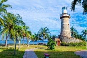 Colombia - Cartagena, fyrtårn - rejser