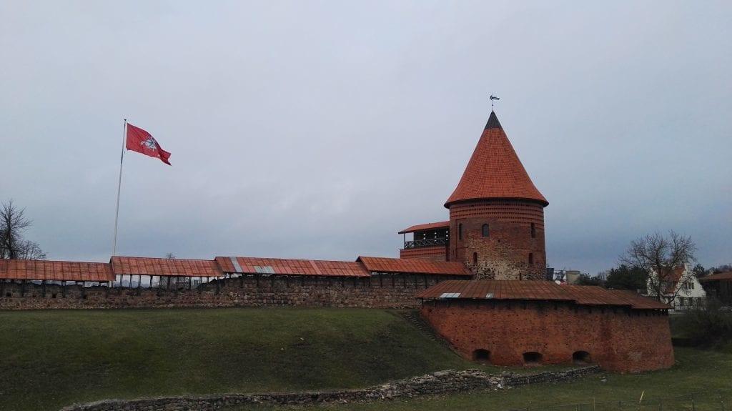 Litauen - Kaunas, borg - rejser