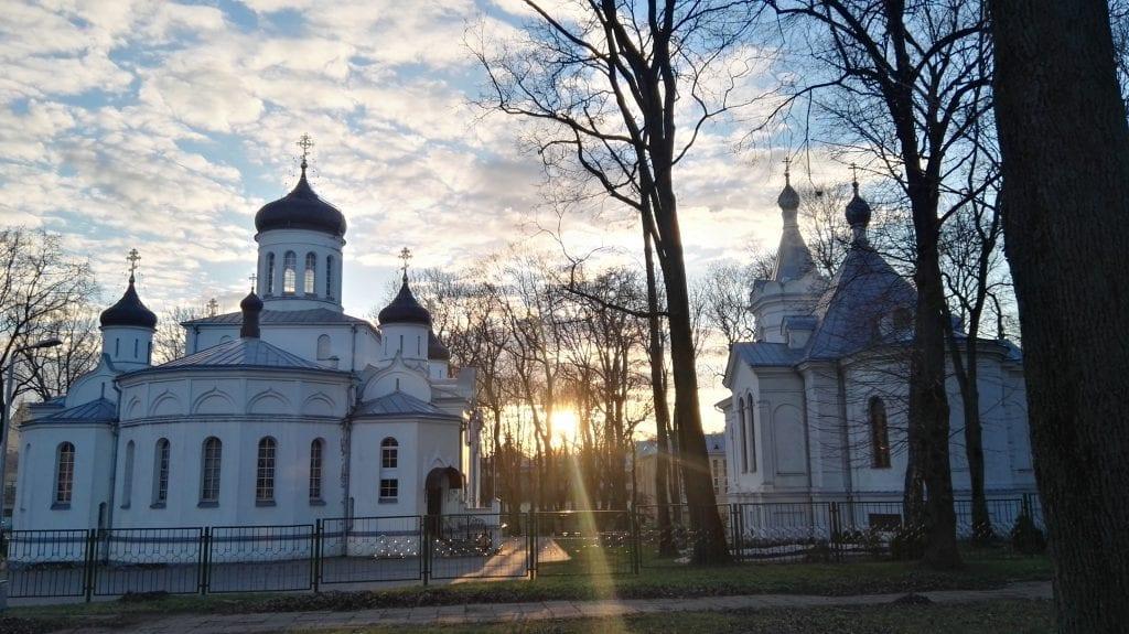 Litauen - Kaunas, kirker - rejser