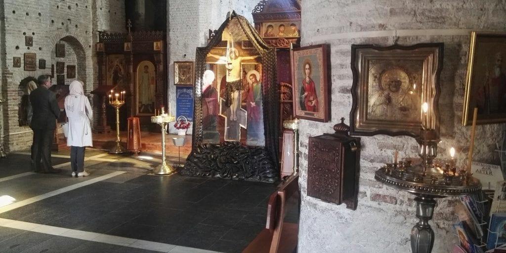 Hviderusland - Grodno, kirke - rejser