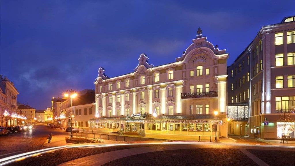 Radisson blu astorija Vilnius