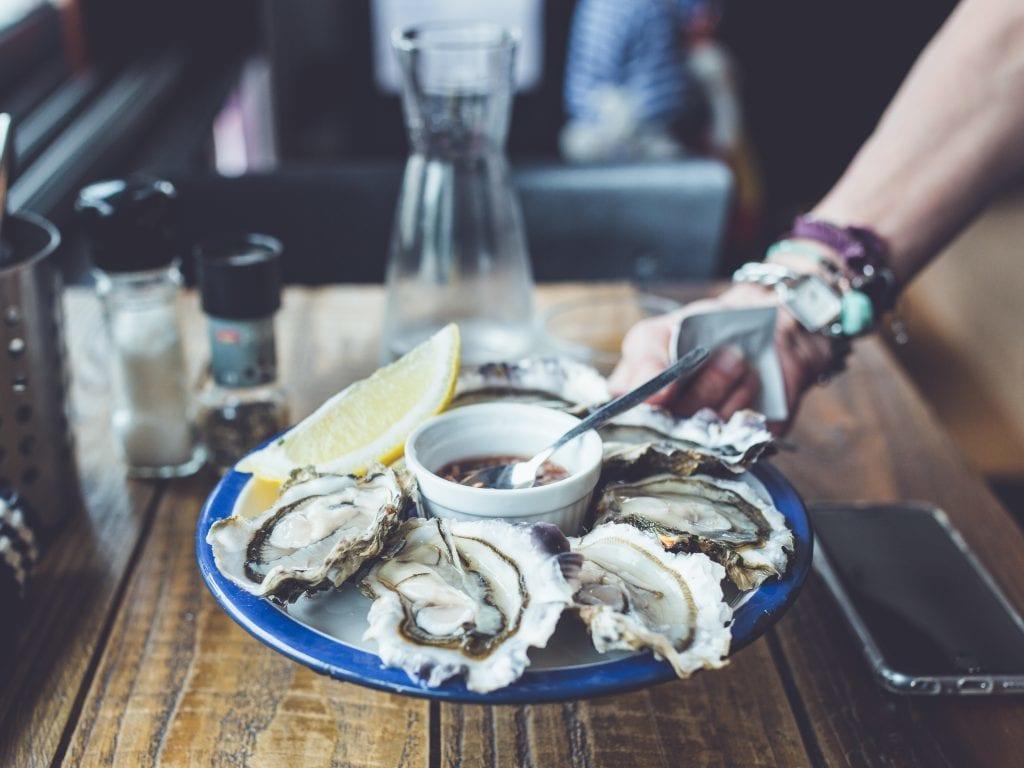 Australien - seafood- rejser