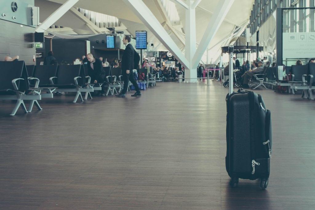 Bagage - lufthavn - rejser