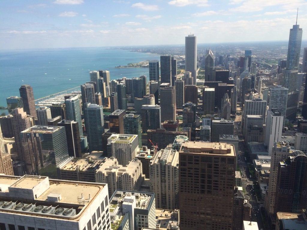 USA - Chicago, Downtovn - rejser