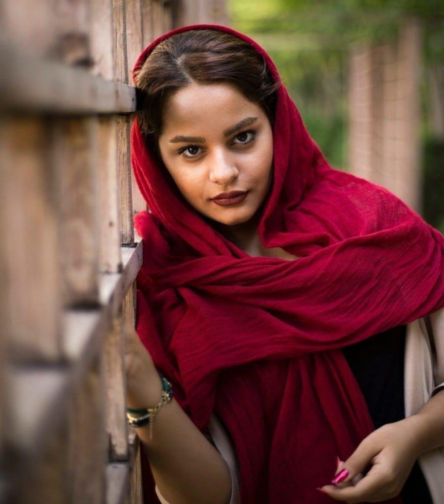 Iran - kvinde - rejse