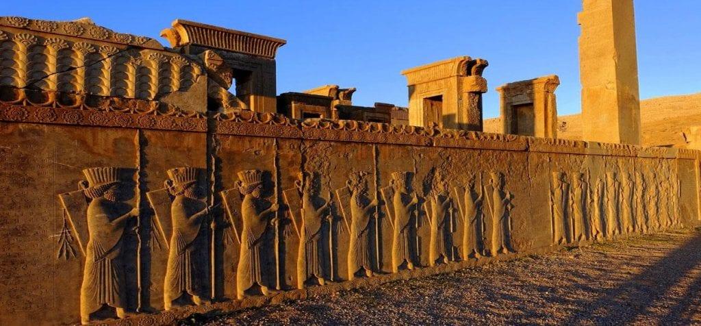 Iran persepolis-rectangle-rejse