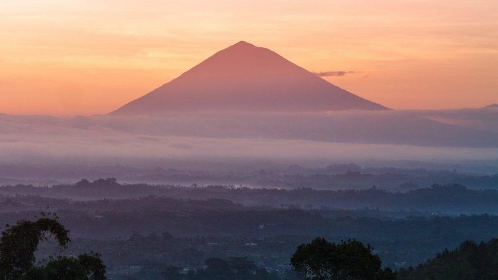 Bali - vulkan - rejser