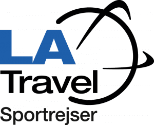 LA Travel, logo