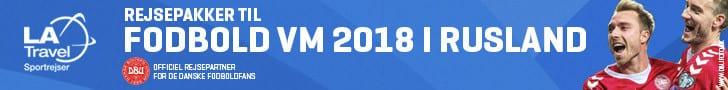 _LA_Travel_VM-2018 - rejser til VM fodbold