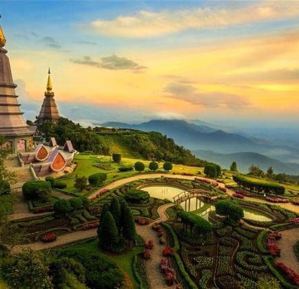 Thailand - Chiang Mai - rejser