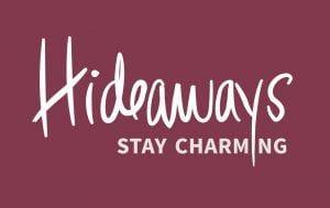 Hideaways, logo