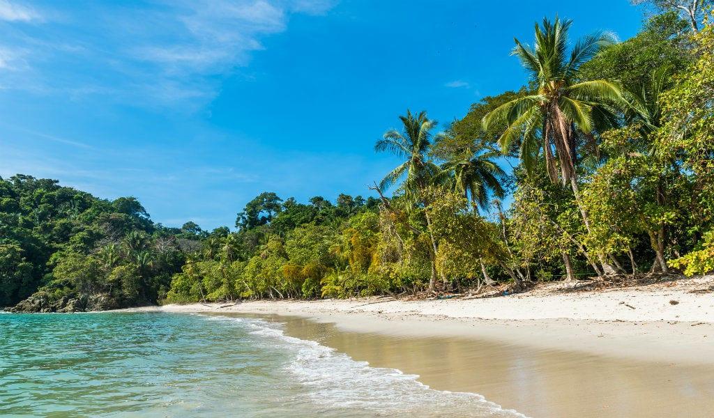 Lamatours.dk - Playa Manuel Antonio - rejser