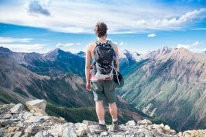 Bjerge, trekking - rejser