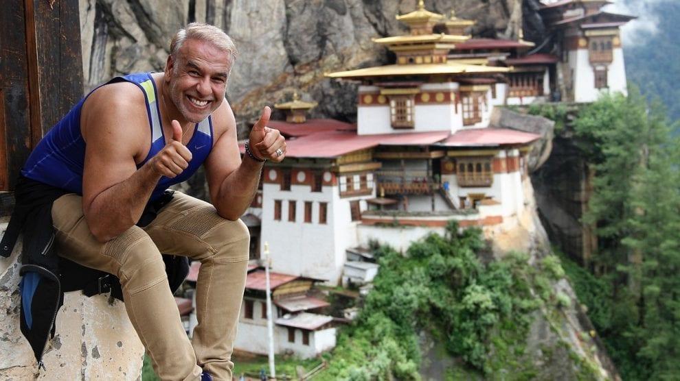 Bhutan - Thumbs up - rejser