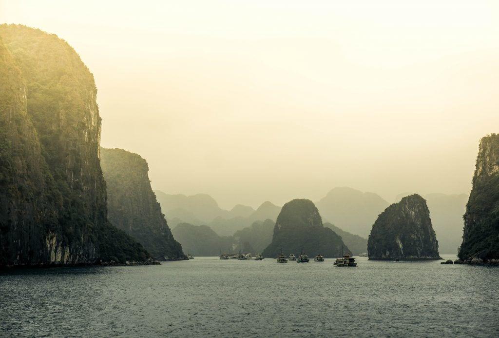 Vietnam - Ha Long Bay - rejser