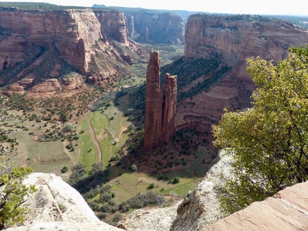 USA - Canyon De Chelly, Navajo højborg - rejser