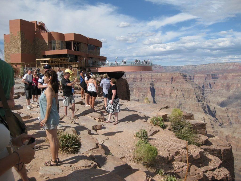 USA - Grand Canyon vest, drives af Hualapai indianerne - rejser