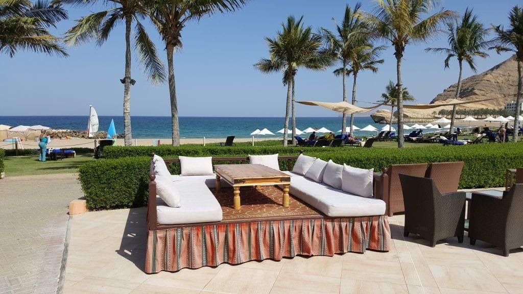 Oman - Luksushotel