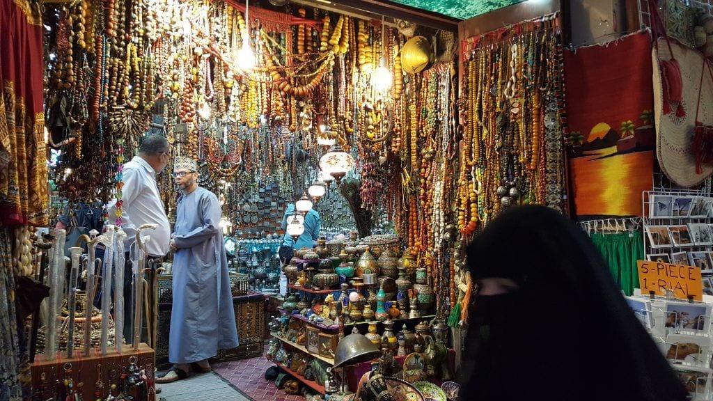 Oman - Muscat - Souq