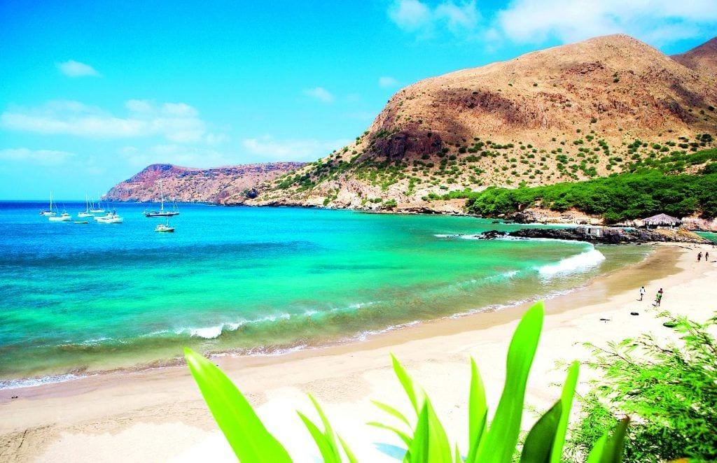 Kap Verde - Sal - rejse