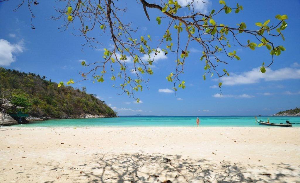 koh-racha yai - Thailand - find de bedste øer til rejsen i Thailand