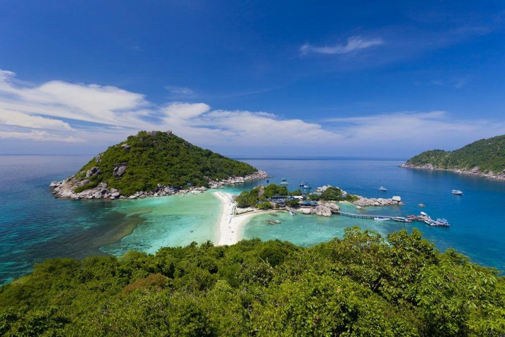Koh Tao, Thailand - Thailand - find de bedste øer til rejsen i Thailand