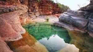 Marokko - Agadir -paradise-valley