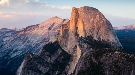 Yosemite - sol