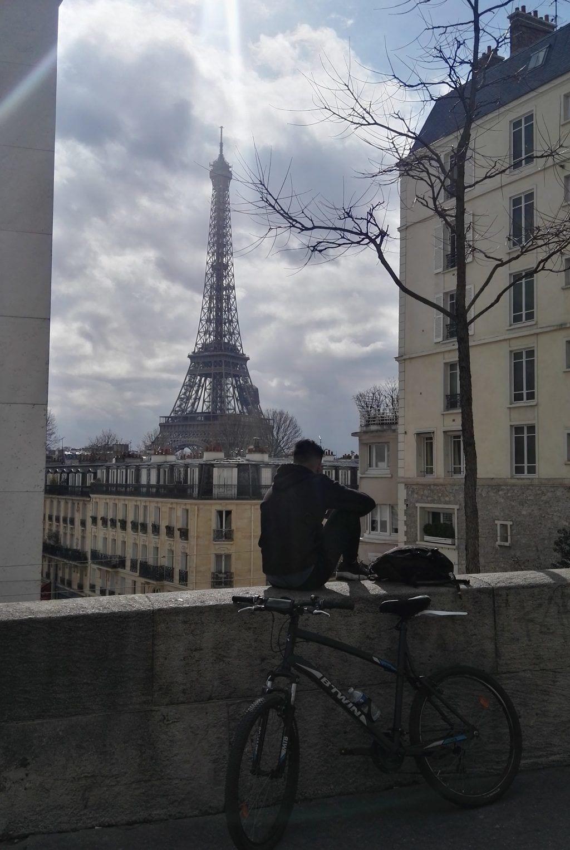 Frankrig - Paris, udsigt - rejser