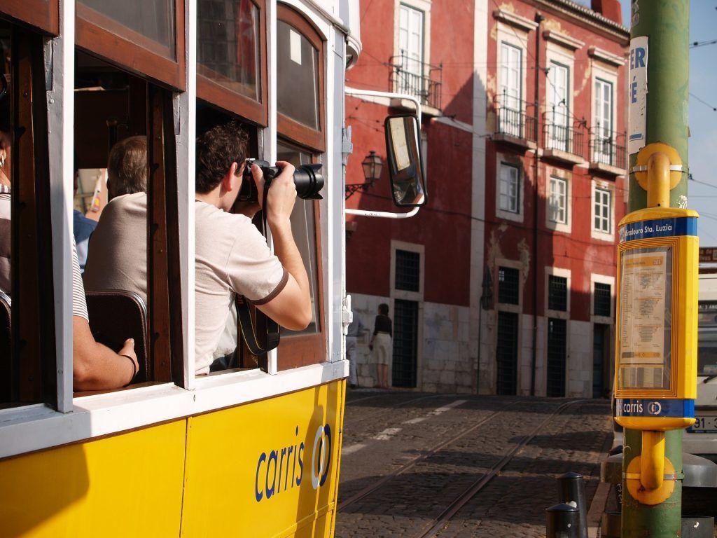 Lissabon - sporvogne