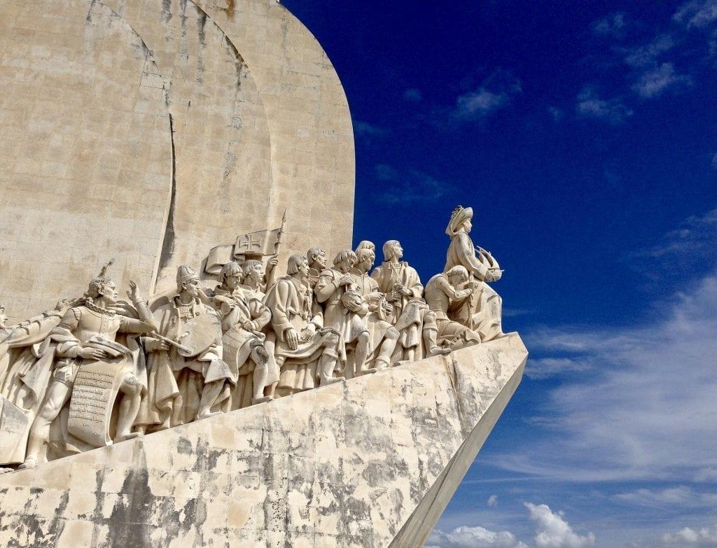 Lissabons opdagelsesrejser (Monumento aos Descrobimentos)