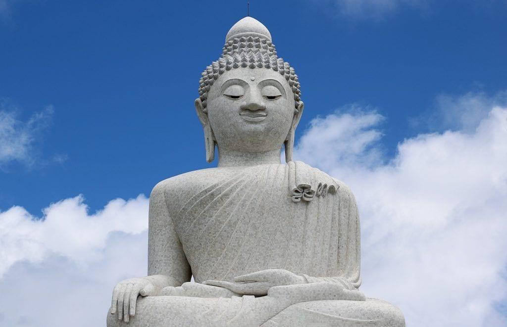 Thailand - Phuket - buddha