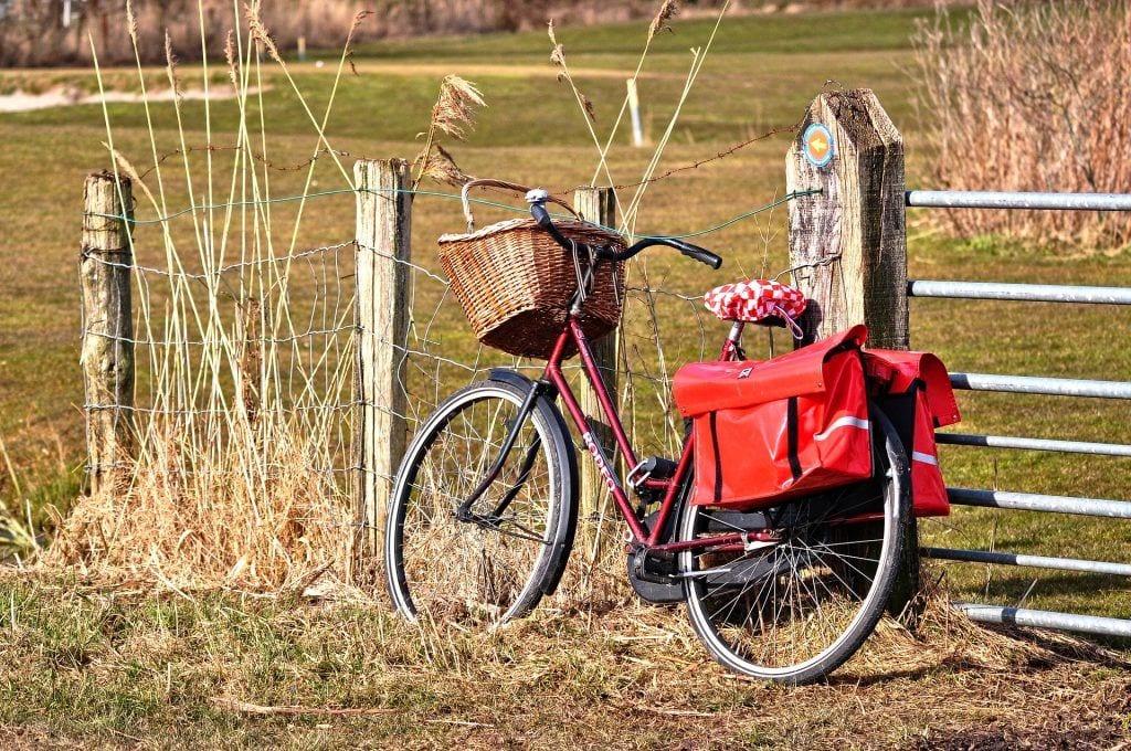 Cykeltur - rejse miljøvenligt