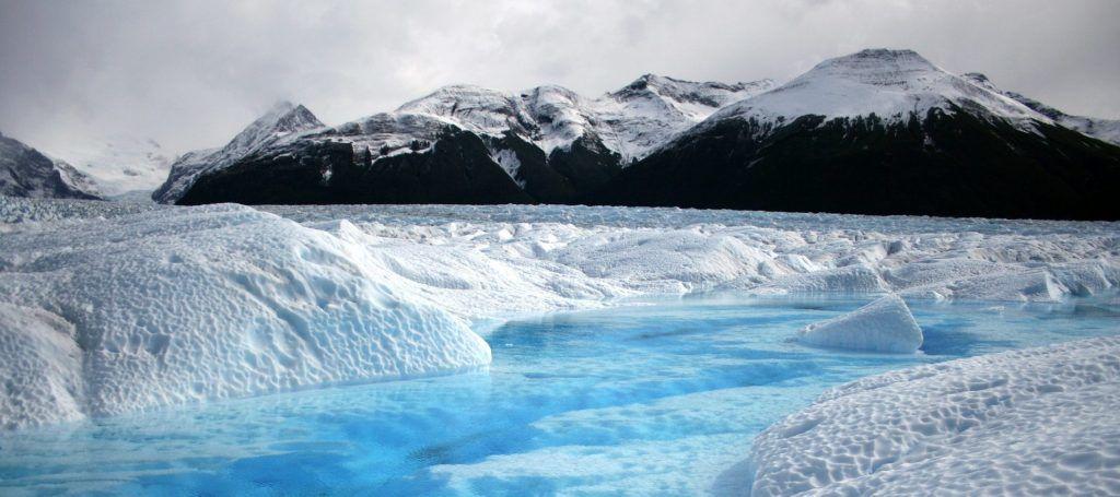 Argentina - patagonien glacier