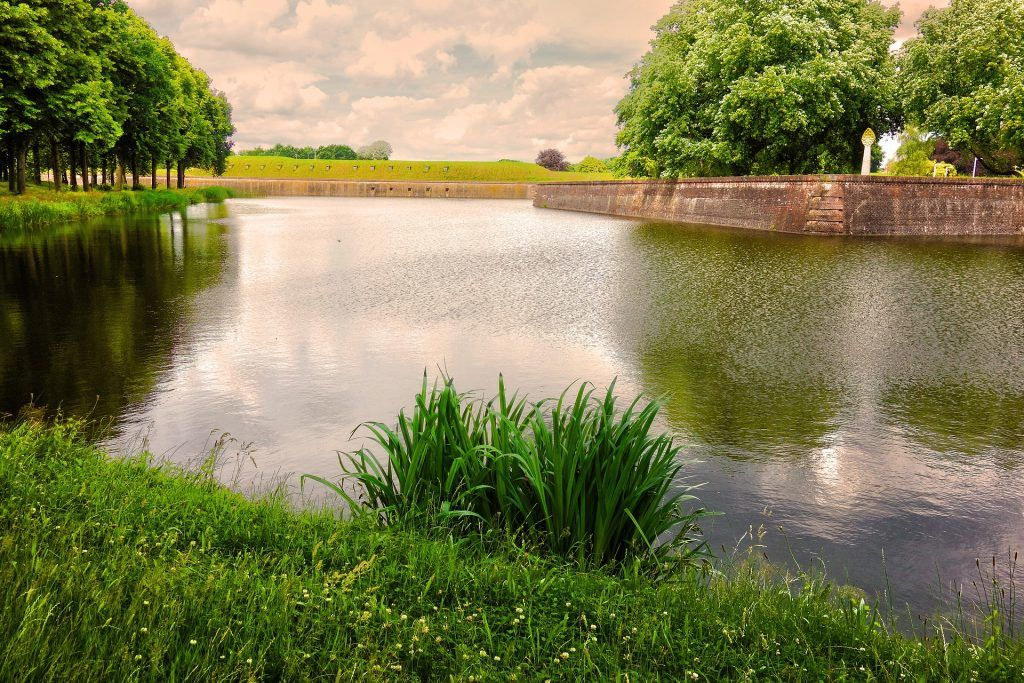 Holland - Fæstning - Naarden