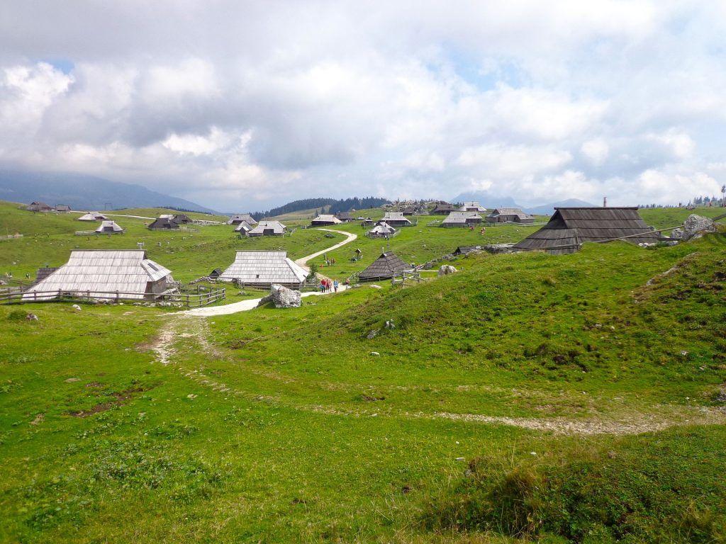 Slovenien - Velika Planina