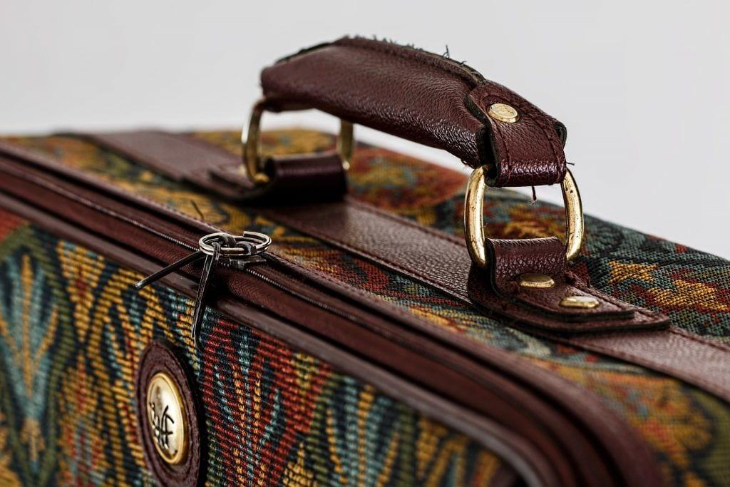 Kuffert - rejse miljøvenligt