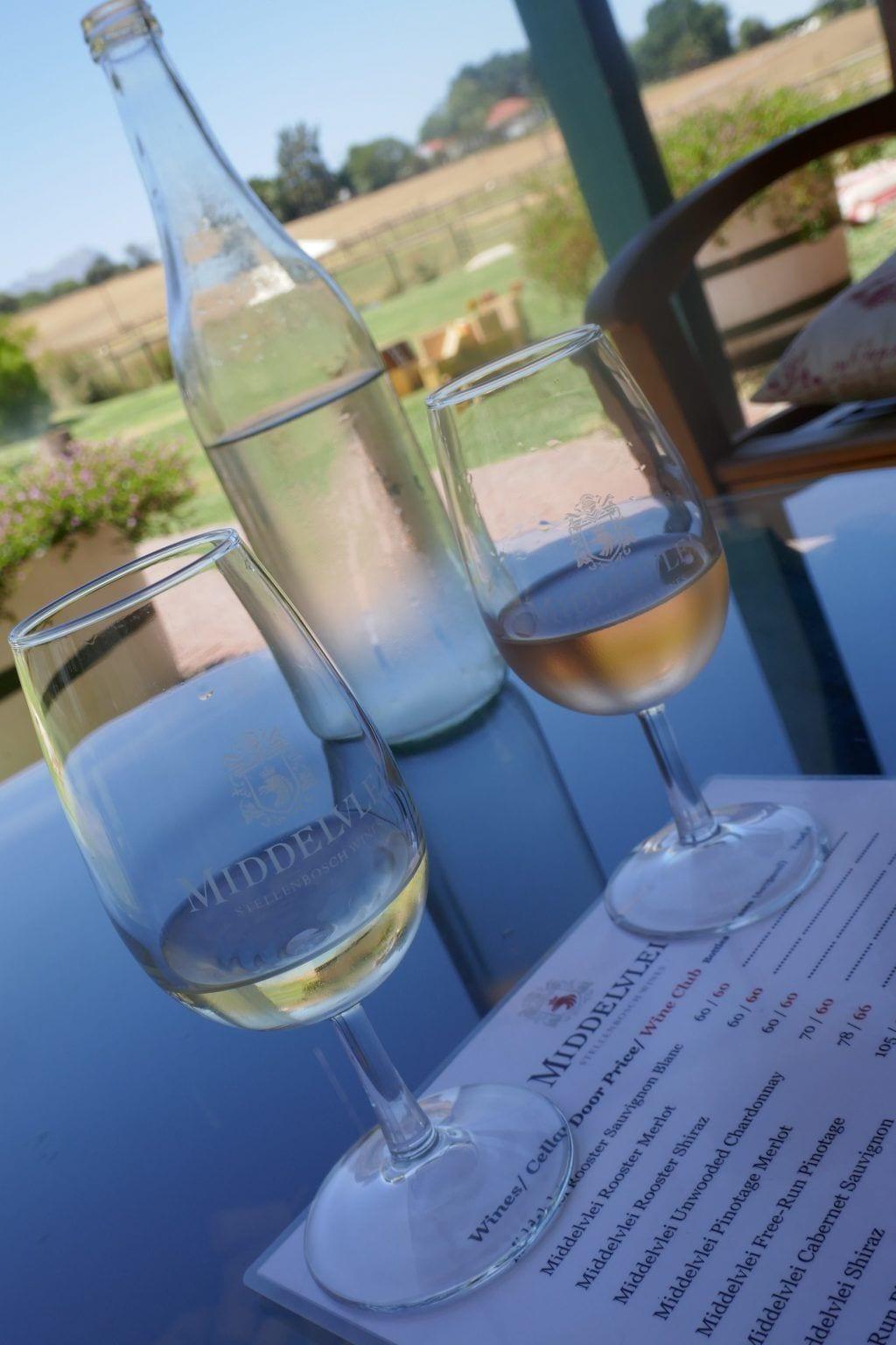 Sydafrika vin - rejser