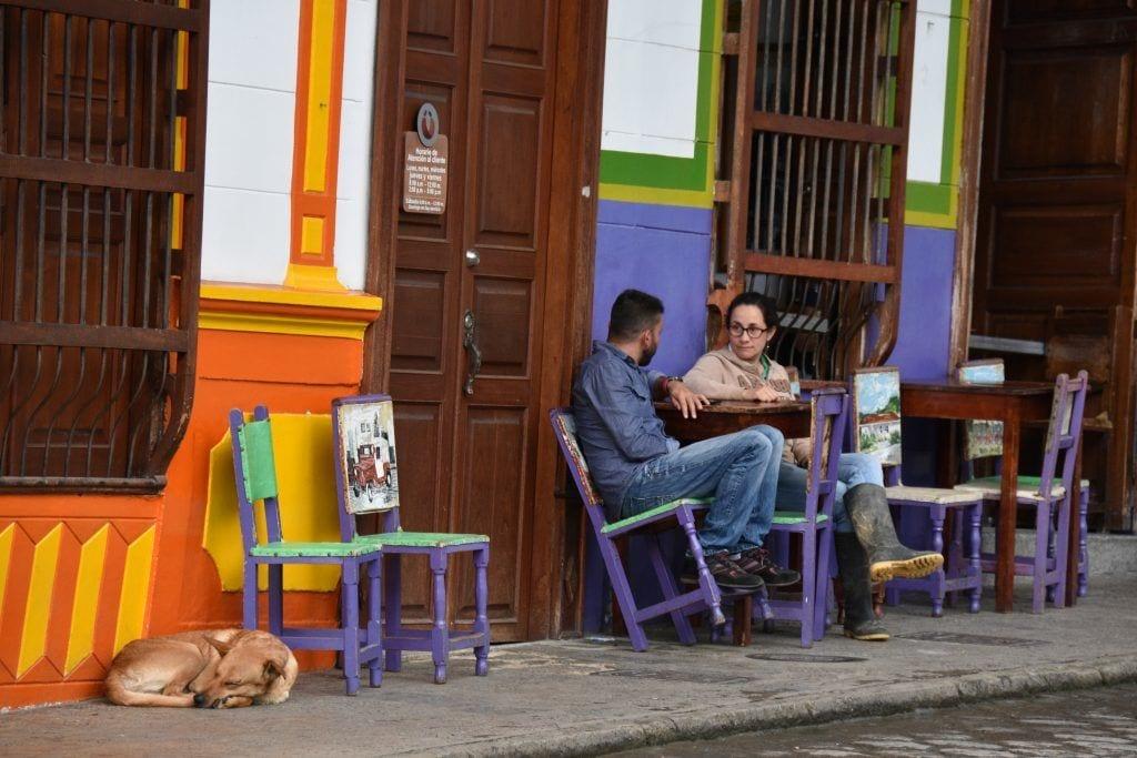 Colombia - Jardin -rejser