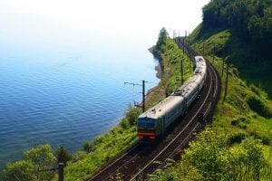 Rusland Jernbane - rejser