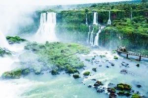 Argentina - iguazu - rejser
