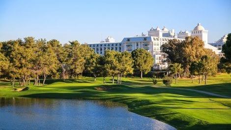 Tyrkiet - Belek, Titanic Golf Club - rejser